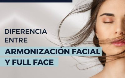 Diferencia entre Armonización Facial y Full Face