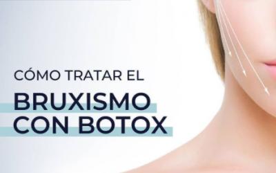 Cómo tratar el bruxismo con botox